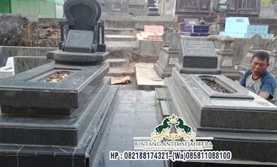 Pusara Makam Marmer, Makam Batu Granit Tulungagung