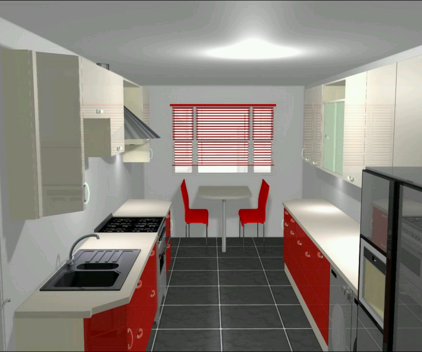 New Home Designs Latest Kitchen Cabinets Designs Modern: New Home Designs Latest.: Modern Home Kitchen Cabinet