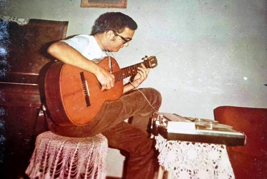 Grandes lições de meu pai na arte da composição musical. Por Vicente Fonseca