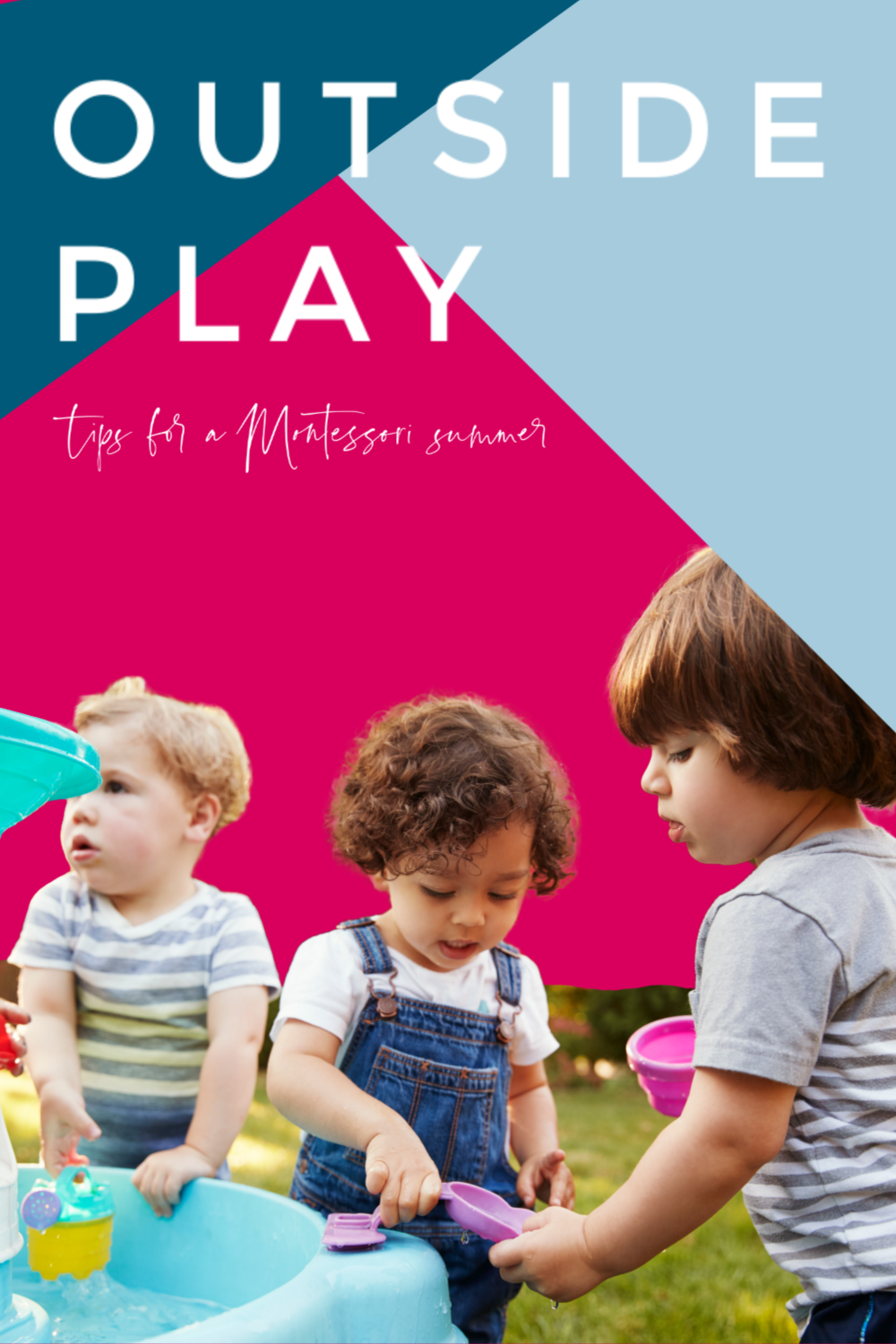 In this Montessori parenting podcast, we talk about fun and engaging outdoor activities. From toddlers to big kids, here are Montessori play ideas.