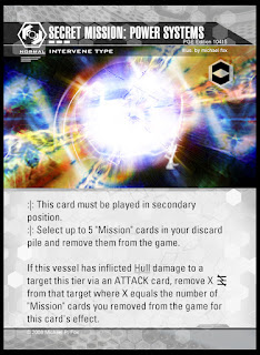 Intervene type: Secret Mission: Power Systems