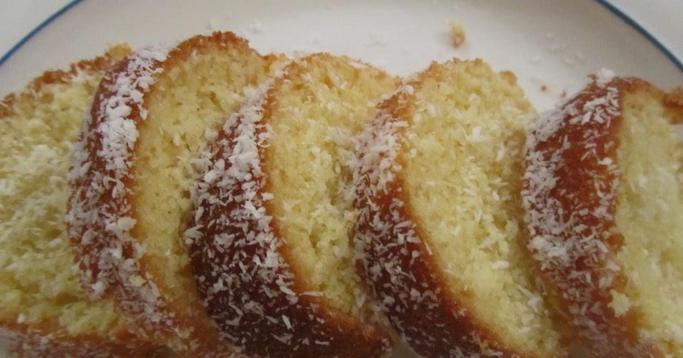 Various Cake Recipes In Marathi: Coconut Cake