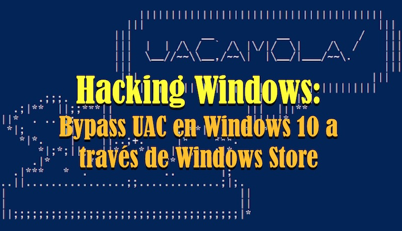 Un informático en el lado del mal: Hacking Windows: Bypass
