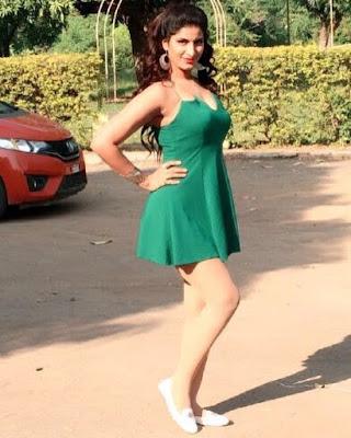 Poonam Dubey actress
