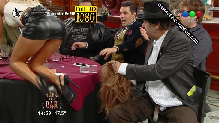 Noelia Marzol hot ass upskirt damageinc videos HD