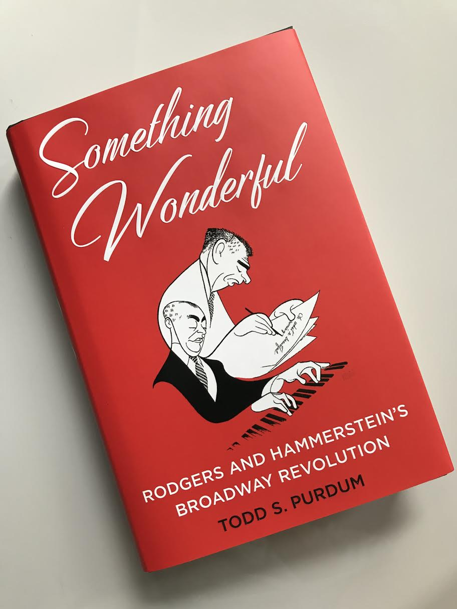 Something Wonderful Book