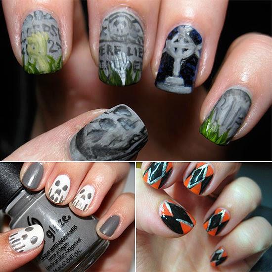 diseño de uñas artístico