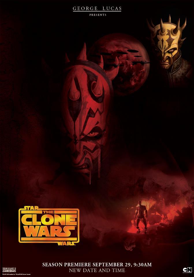 Star Wars: La guerra de los clones Temporada 6 audio latino