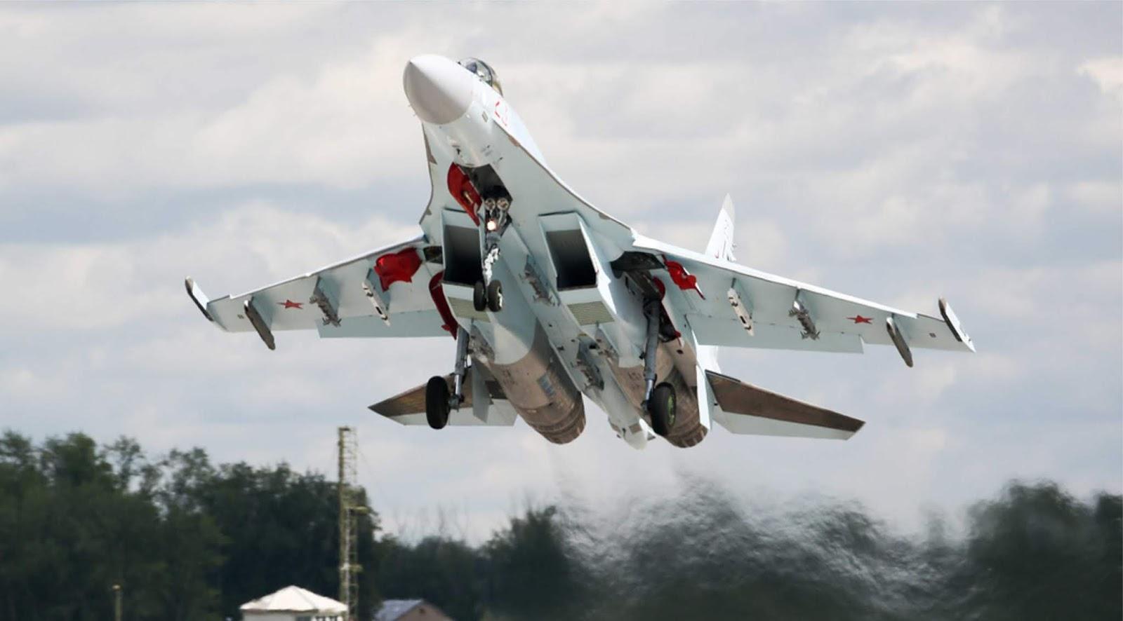 Rusia bantah tandatangani kontrak untuk pasokan Su-35 ke Mesir bagaimana Indonesia?