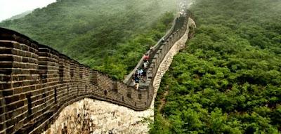 تعرف على سور الصين العظيم و تاريخ وأسرار بناءه !