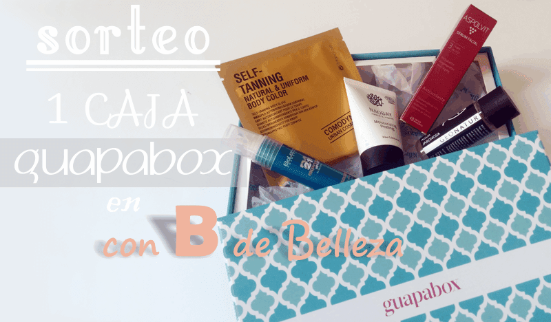 Sorteo Guapabox