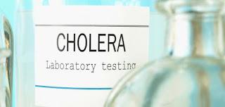 تشخيص مرض الكوليرا