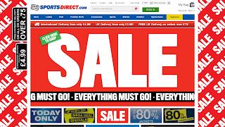 ārzemju interneta veikali Sportsdirect
