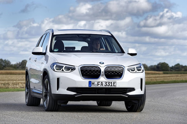 BMW liderou segmento premium global em 2020