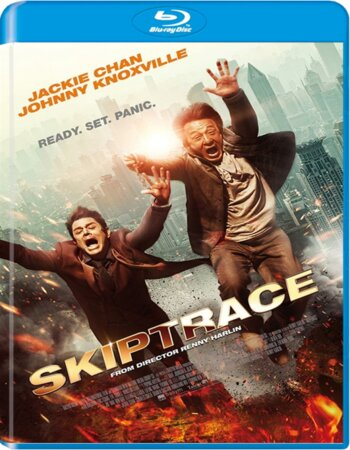 Skiptrace (2016) Dual Audio Hindi 720p BluRay x264 950MB ESubs Movie Download