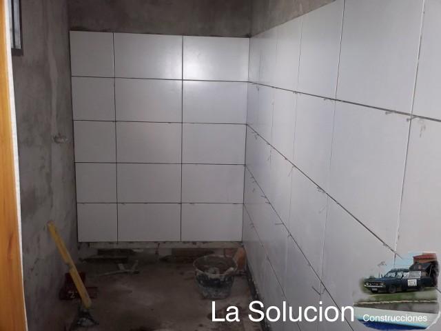 C mo decorar la casa revestimiento paredes bano - Revestimientos paredes banos ...