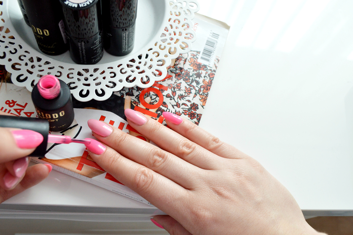 czy warto zrobić manicure hybrydowy