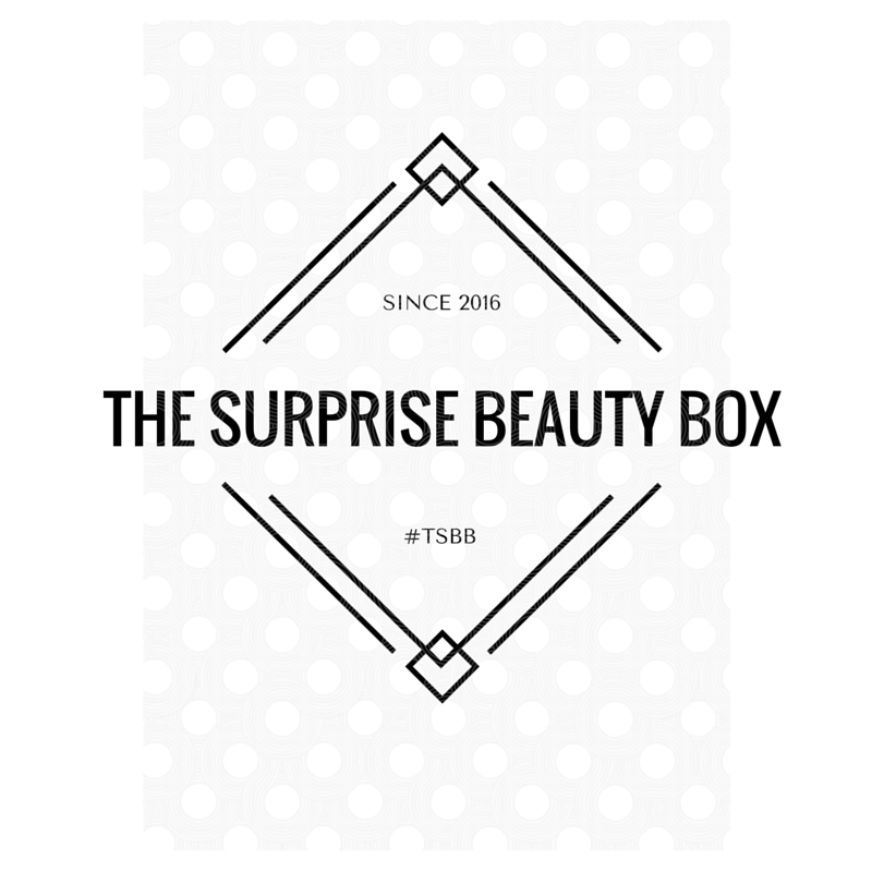 The Surprise Beauty Box Logo