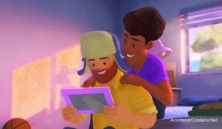 Pareja gay en Disney