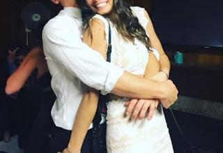 Josh Rosen And Zana Muno