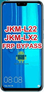 Huawei Y9 [ JKM-L22,JKM-LX2 ] Offical Stock RomFirmwareFlash file Download