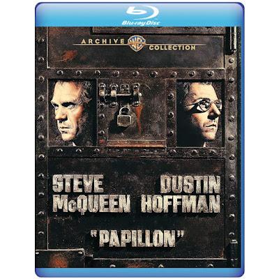 Papillon 1973 Blu Ray