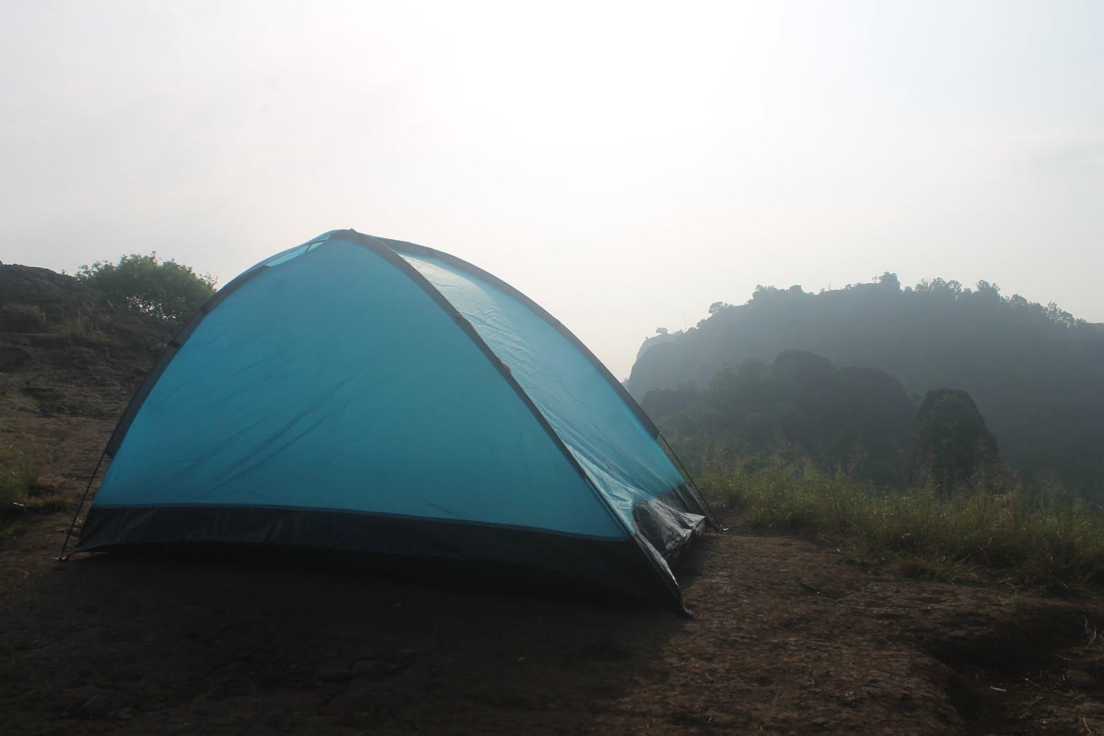 3 Tenda Camping Yang Layak Dan Bersahabat Di Kantong Great Outdoor Monodome 2