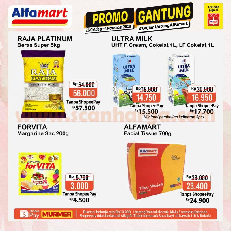 Alfamart GANTUNG Promo Gajian Untung 26 Oktober - 1 November 2020 4