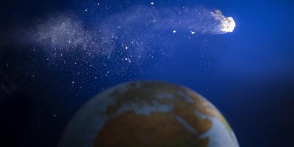 Μπλε κομήτης θα πετάξει πάνω από τη Γη την παραμονή της Πρωτοχρονιάς: Σηματοδοτεί αυτό μια επικείμενη καταστροφή για το 2017;