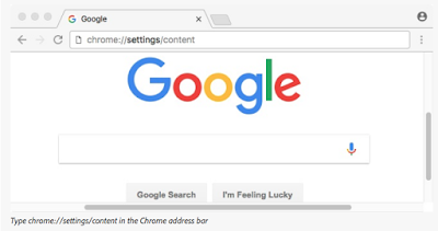 Type chrome://settings/content in the Chrome address bar