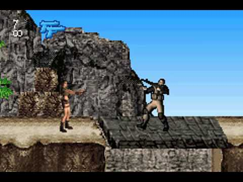 Tomb Raider: Legend screenshot 1