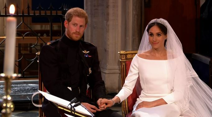 Prince Harry and Meghan Markle The Royal Wedding