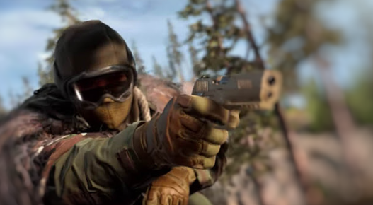Call of Duty The best ghost secondary weapons ranking