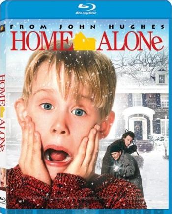 Home Alone 1990 Dual Audio Hindi 720p BluRay 700mb