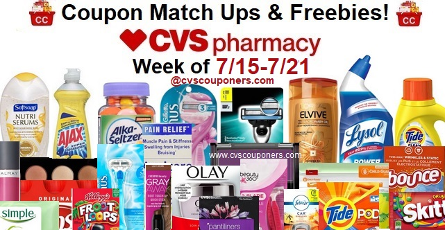 http://www.cvscouponers.com/2018/07/cvs-coupon-matchups-freebies-715-721.html