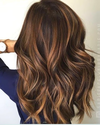 Medium Layered Highlights Brown Hair - 20 Best Medium Layered Haircut - For Women Of All Ages
