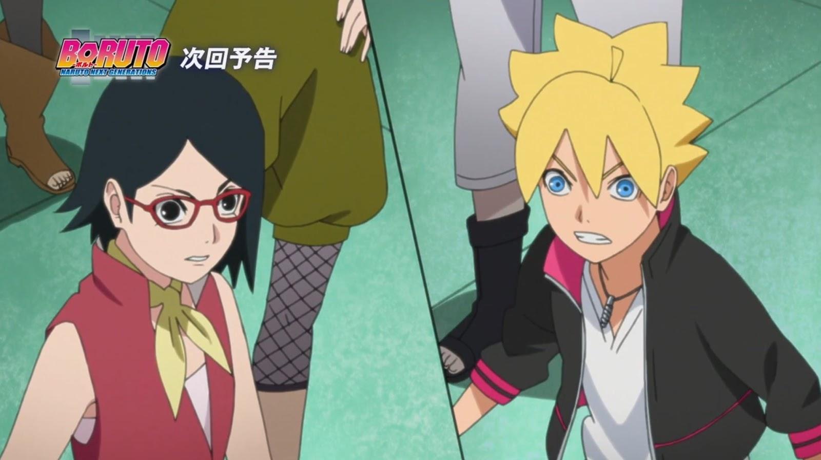 Boruto: Naruto Next Generations – Episódio 04 –