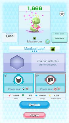 Gear - Pokémon Rumble Rush