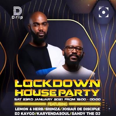 Lemon & Herb - Lockdown House Party Mix 2021
