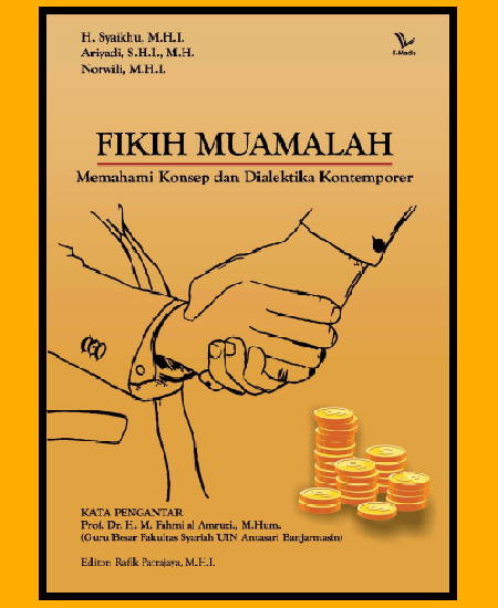 Buku Fikih Muamalah (Download PDF Gratis !!!!)