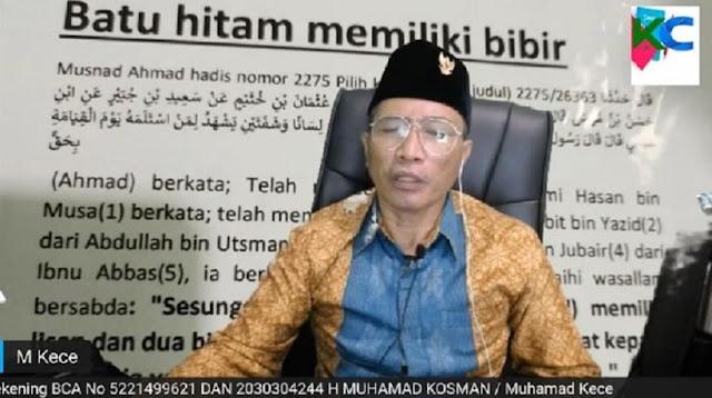 Ditangkap, Muhammad Kece Berstatus Tersangka Dugaan Penistaan Agama