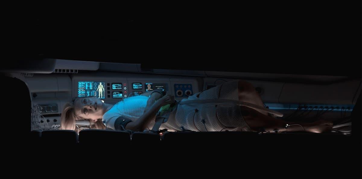 Александра Ажа рассказал о хорроре «Кислород» для Netflix - 02