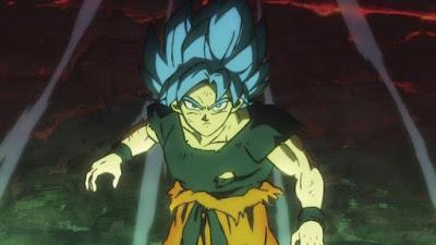 Dragon Ball Super Broly Movie Image 2