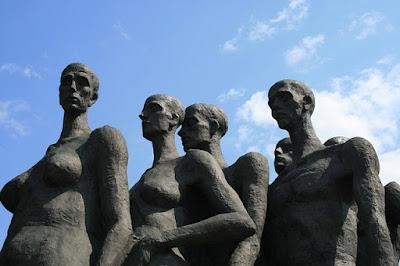 Holocaust victims memorial