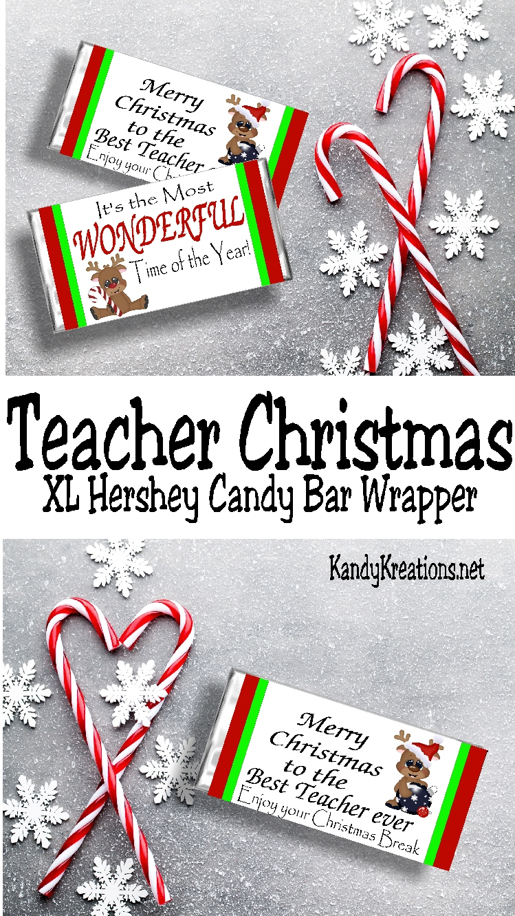 hershey candy bar wrapper