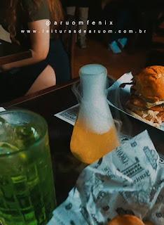 Imagem hamburgueria/restaurante harry potter bebidas