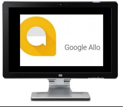 Google allo desktop