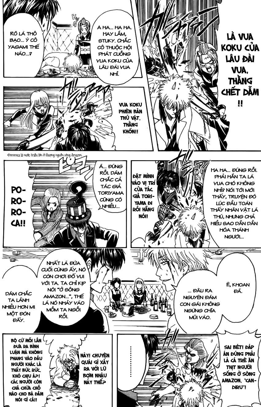 Gintama Chap 364 page 9 - Truyentranhaz.net