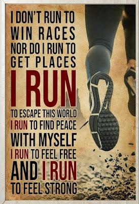 The reason I run