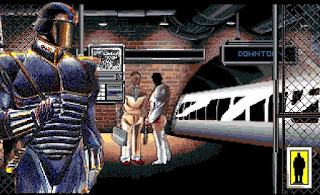 Clásicas aventuras gráficas Cyberpunk